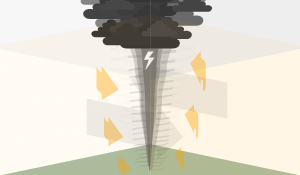 Animated guide to Tornadoes